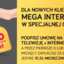 MEGAINTERNET ZA 10 zł